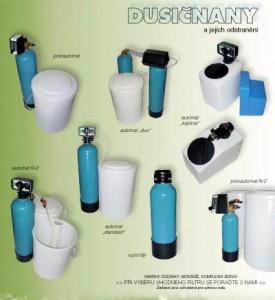Dusičnany - odstranění z vody