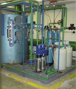Voda pro technické účely