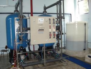 Úpravy vody o vyšších výkonech