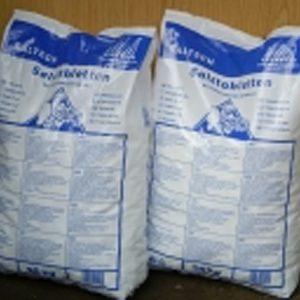 Regenerační sůl granule