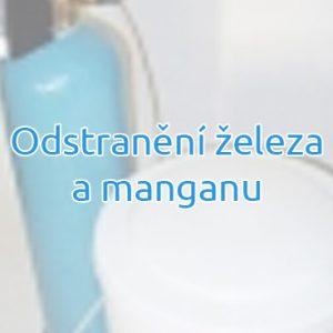Odstranění železa a manganu